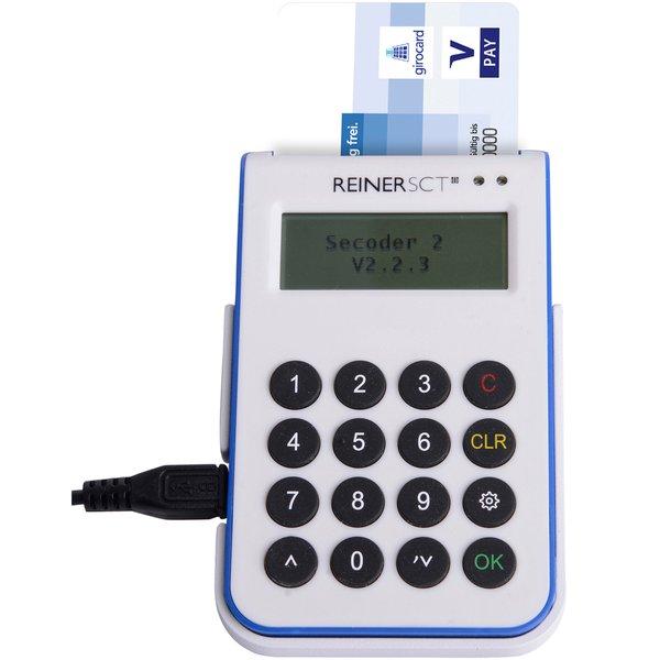 ReinerSCT cyberJack® one (weiß/blau)